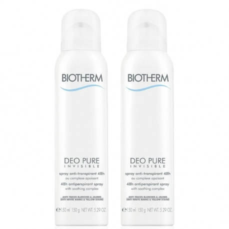 Biotherm - Déo Pure Spray Invisible - 150ml
