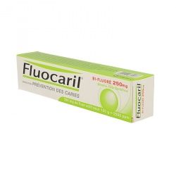 Fluocaril - Pâte Dentifrice Prévention des Caries - 75 ml