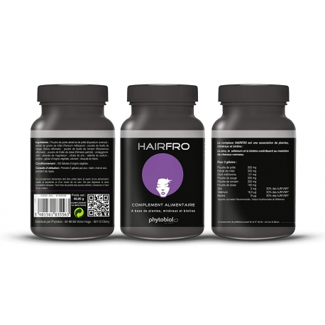 HairFro - Accelerator the Growth - 100 Capsules