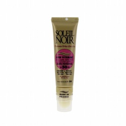 Soleil Noir - Combi-Cream Stick For Children + Cream SPF 50+ - 20ml + 2g