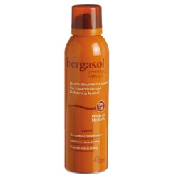 Bergasol - Refreshing Solar Mist SPF 20 - 150ml