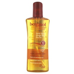 Bergasol - Dry Oil SPF 30 - 125ml