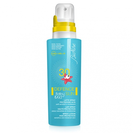 Bionike - Baby&Kid Spray Sun Lotion 30 - 125ml