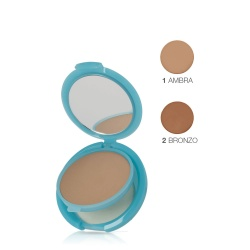 Bionike - Defence Sun Compact Foundation Ambre 50+ - 10gm