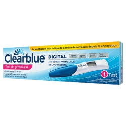 Clearblue - Digital Pregnancy Test EAG