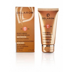 Delarom - Bronze Absolu Suncare Cream SPF 30 - 50ml