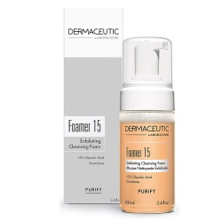 Dermaceutic - Foamer 15 Mousse Exfoliante - 100ml