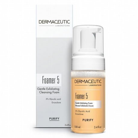 Dermaceutic - Foamer 5 Mousse Nettoyante - 100ml