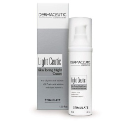 Dermaceutic - Light Ceutic Crème de Nuit Unifiante - 40ml