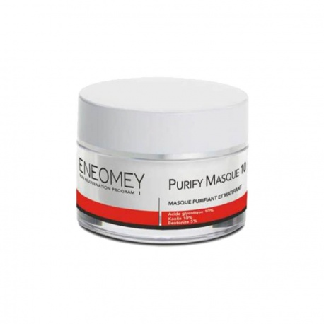 Eneomey - Purify Mask 10 Purifying and Matifying Mask - 50ml