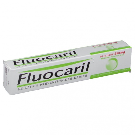 Fluocaril - Toothpaste for Decay Protection - 2 x 75ml