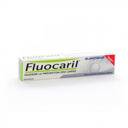 Fluocaril - Dentifrice Prévention des Caries Blancheur - 75ml