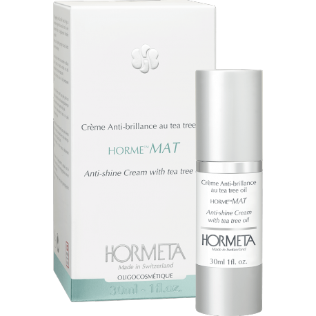 Hormeta - Horme Mat -Crème Anti-Brillance au Tea Tree Oil - 30ml