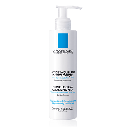 La Roche Posay - Physiological cleansing milk - 200ml