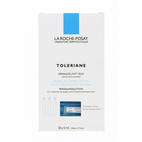 La Roche Posay - Toleriane Cleansing doses eyes - 30x5ml