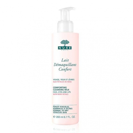 Nuxe - Cleansing Milk with Rose Petals - 200ml