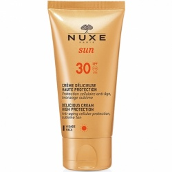 Nuxe Sun - Delicious Cream for Face SPF 30 - 50ml