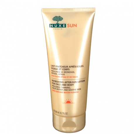 Nuxe Sun - Refreshing After-Sun Lotion Face and Body - 200ml