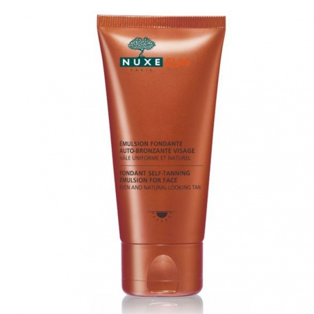 Nuxe Sun - Self Tanning Emulsion For Face - 50ml