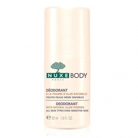 Nuxe Body - Long Lasting Deodorant - 50ml