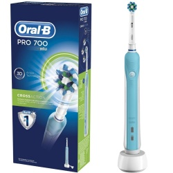 Oral-B - Brosse à Dents Pro 700 CrossAction