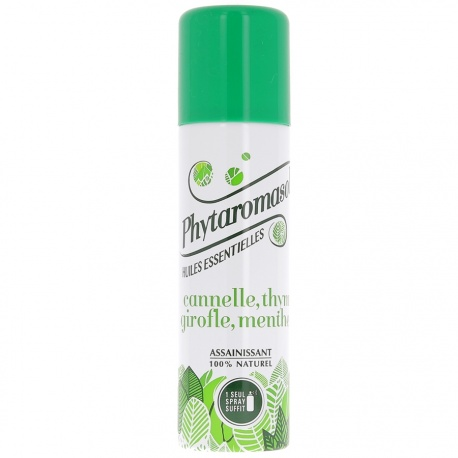 Phytaromasol - Sanitizing Cinnamon Clove Thyme Mint - 250ml