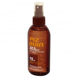 Piz Buin - Tan & Protect Tanning Accelerator Oil spray SPF 15 - 150ml