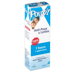 Pouxit - Anti-Lice and Lent Lotion - 100ml