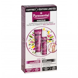 Puressentiel - Slimming Box Cream and Oil Dry Day & Night