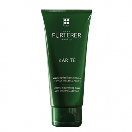 René Furterer - Karité Intense Nourishing Cream - 30ml