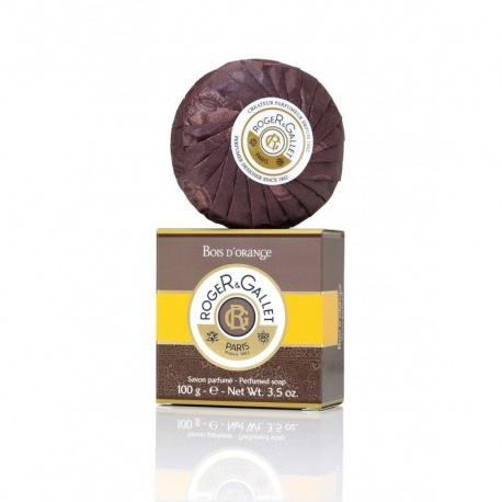 Roger & Gallet - Perfumed Soap Orange Wood - 100g