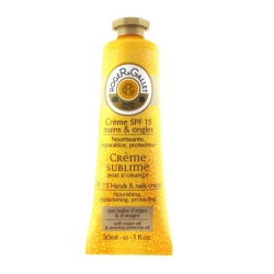Roger & Gallet - Splendid Cream Hands Orange Wood - 30ml