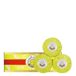 Roger & Gallet - 3 Soaps Box Osmanthus Flower - 3 x 100 g