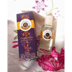 Roger & Gallet - Perfumed Fresh Water Ginger - 30ml