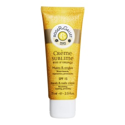 Roger & Gallet - Crème Sublime Mains Bois d'Orange - 75ml