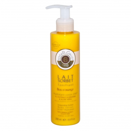 Roger & Gallet - Fresh Stimulating Shower Gel Bois d'Orange - 200ml