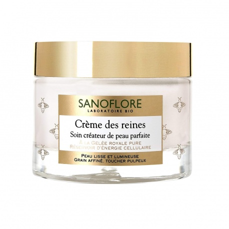 Sanoflore - Cream of Queens - 50ml