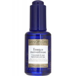 Sanoflore – Wonderful Essence Night Concentrate - 30ml