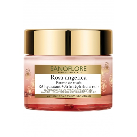 Sanoflore - Rosa Angelica Dew Balm - 50ml