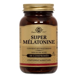 Solgar - Super Melatonin - 60 tablets