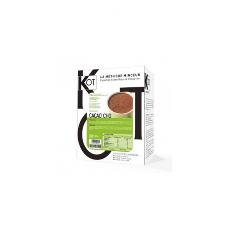 Kot Cacao'cho Drink - Case of 7 packets