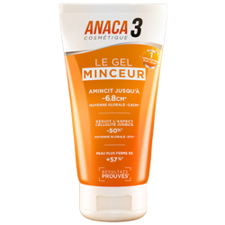 Anaca 3 - Slimming Gel - 150ml