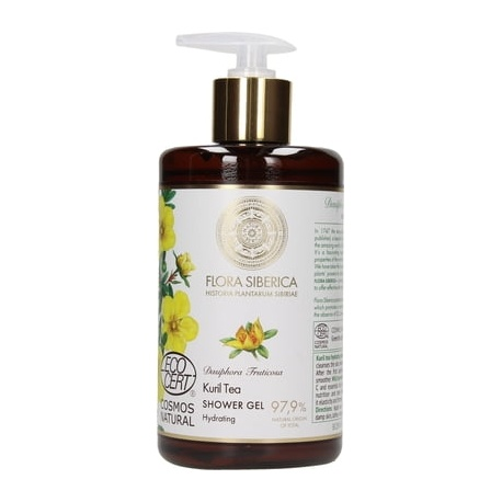 Natura Siberica - Thé Kuril - Gel Douche - 480ml