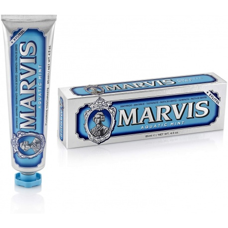 Marvis - Aquatic Mint Toothpaste - 85ml