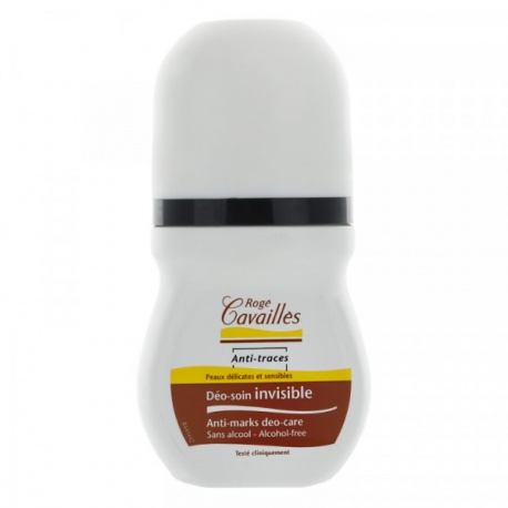 Rogé Cavaillès - Déodorant Anti-Transpirant&Odeurs Invisible 48H Roll-On - 50ml