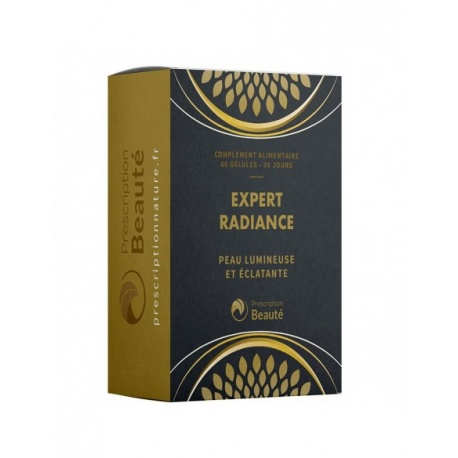 Prescription Beauté - Expert Radiance - 60 Gélules