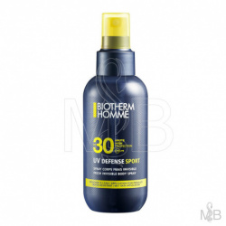 Biotherm Homme - UV Defense Sport Body SPF30 - 125ml